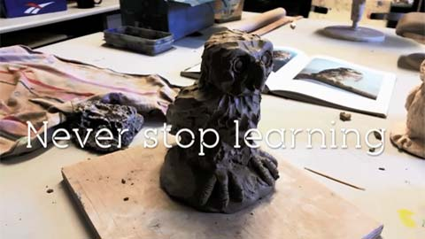 Course taster: clay making